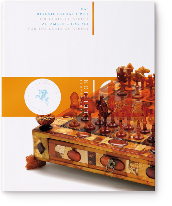 Kunstkammer Edition 004 - An Amber Chess Set for the Dukes of Atholl