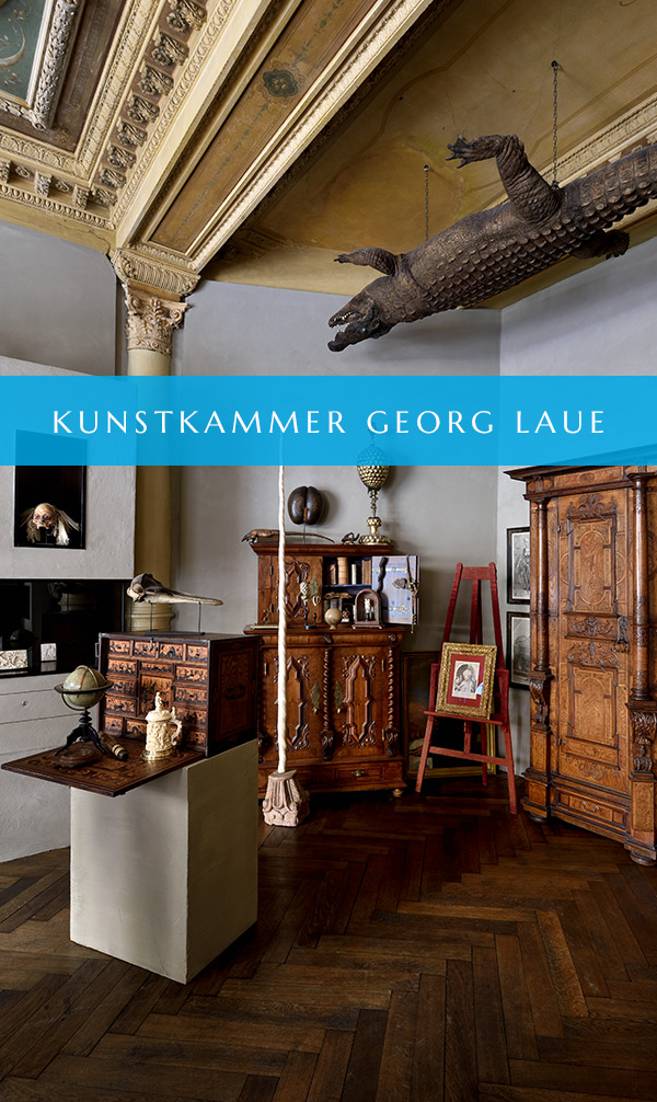 To Kunstkammer Georg Laue